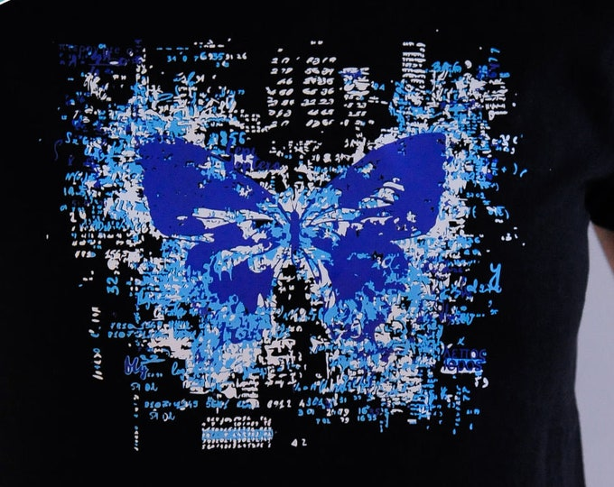 ButterflyDream - cool supertrash 3 colors motif