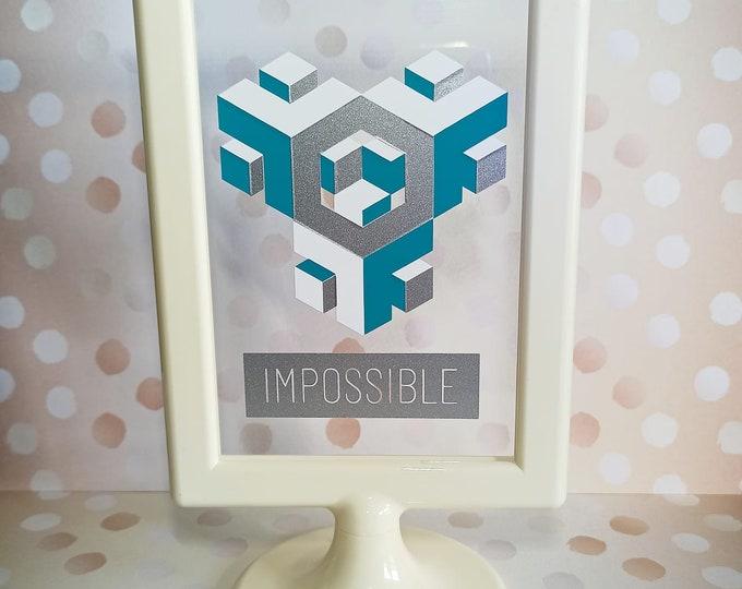 Impossible Geo - Illusions Plot