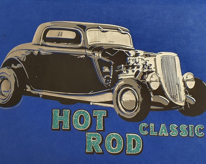 Hot Rod Classic Car Vintage