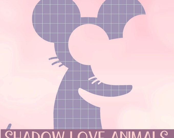 Mouse Love 2 - Shadow- Love- Animals - Illusion Plot File
