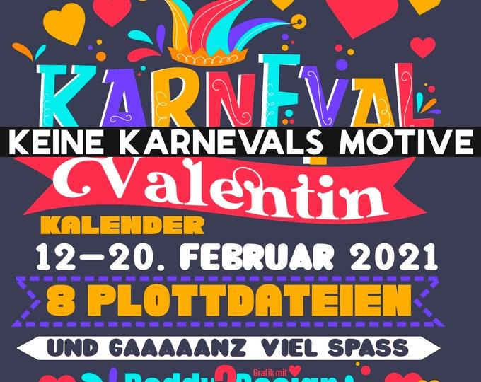 Daddy2Design karneVALentin KEINE KARNVEVALS MOTIVE