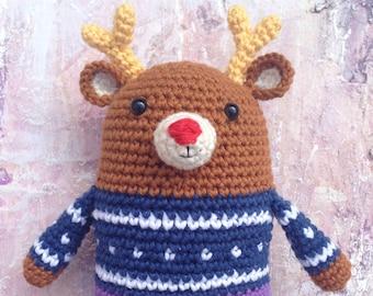Cuddly Deer Toy