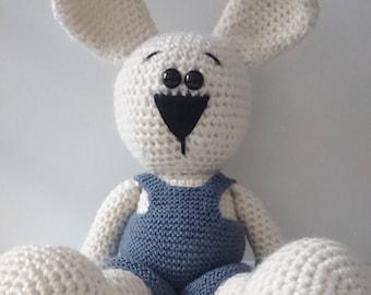 Archibald the cutest rabbit wool
