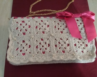 Crochet bag/purse