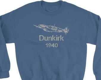 Battle of Dunkirk Commemorative Spitfire Sweatshirt