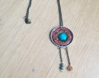 nespresso pod necklace