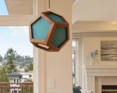 directional light - spot light - contemporary lamp - modern lighting - handmade - customizable - natural wood - pendant light - chandelier