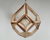 OBERON - Pendant Lamp in Cedar - Slimmer Pine Cone - lampada da soffitto - porch hanging light