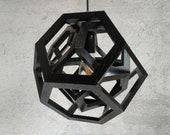 philosophy lighting - symmetrical light - timaeus - pendant lamp - light fixture