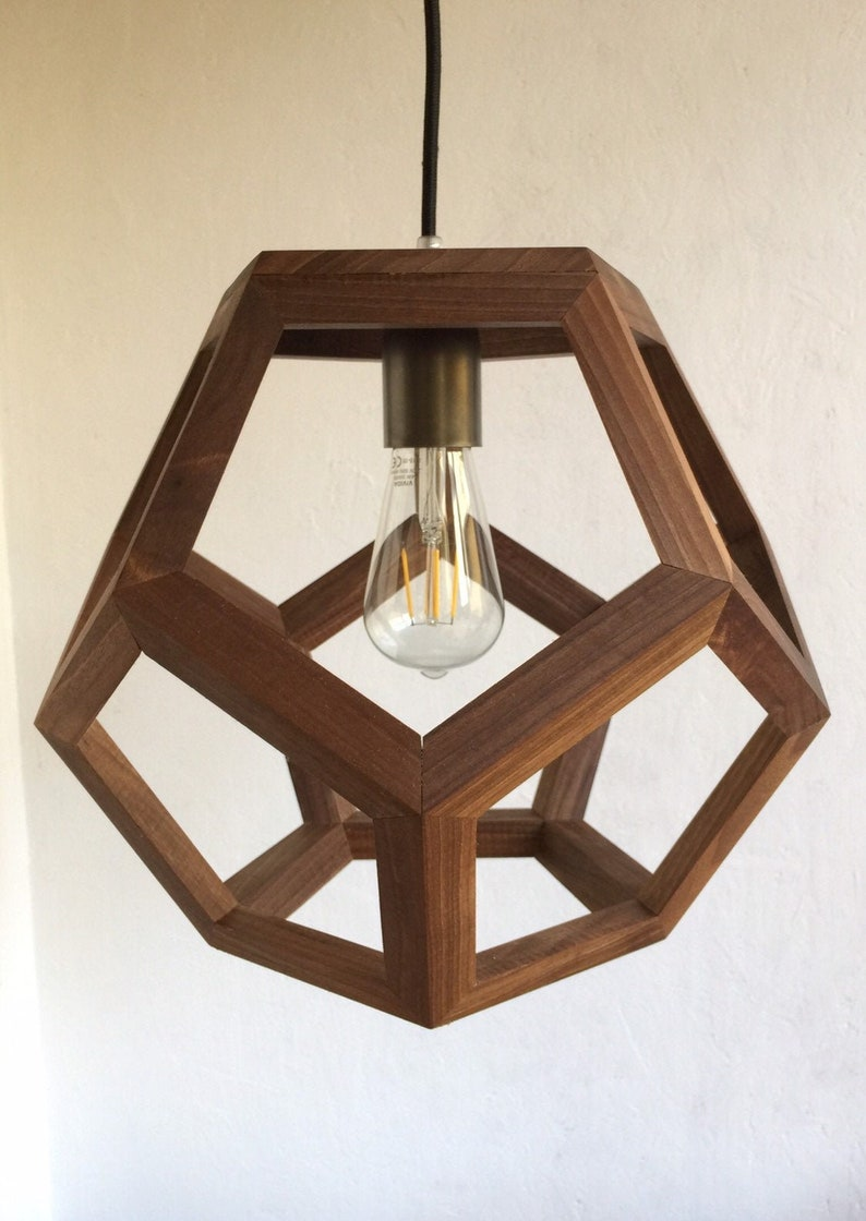 Sacred shape lamp universe pendant lamp light fixture image 0