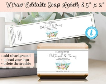 soap labels etsy