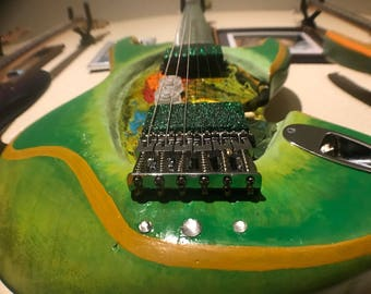 Zero Point Giant Guitars No.2 Electric Guitar