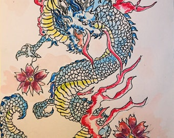 34a3f8ab14279b Chinese Dragon