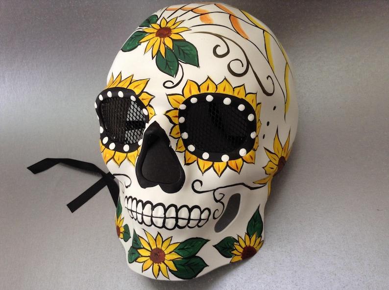 Mixed Skeleton Masks Reserved for Sarah