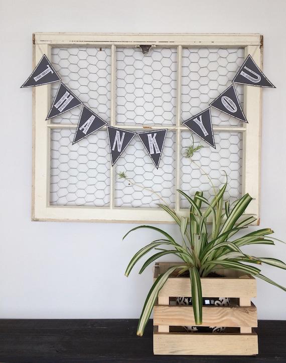 Chicken wire window frame farmhouse decor living room | Etsy