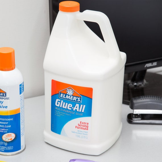 elmer s glue all gallon gallon glue slime glue gallon etsy