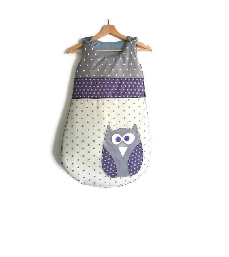 Baby sleeping bag  sleeping bag 6-18 months  baby sleeping bag  accessory baby  sleeping bag customize gigoteuse baby girl  baby OWL sleeping bag
