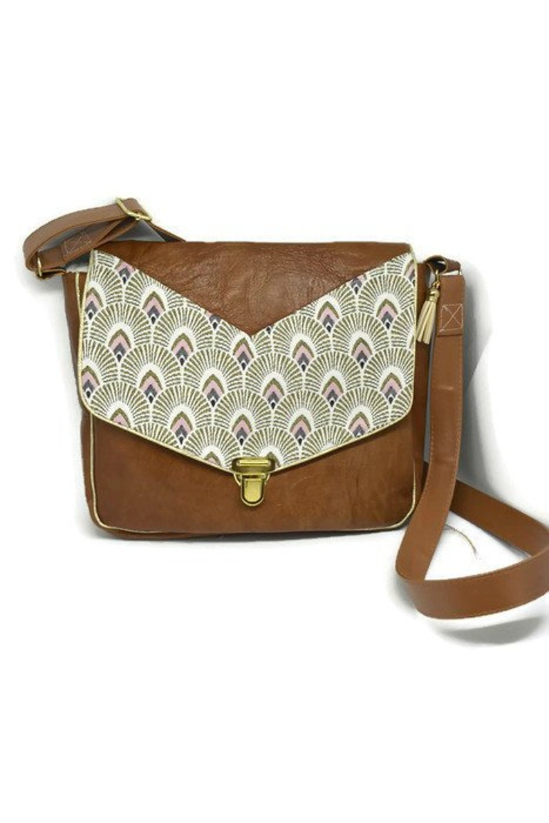ea131f9990 Sac en cuir/ sac besace cuir/ sac femme cuir / sac bandoulière | Etsy