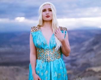 READY TO SHIP Daenerys Targaryen Qarth dress - Game of Thrones b52d5a8bcc7ee