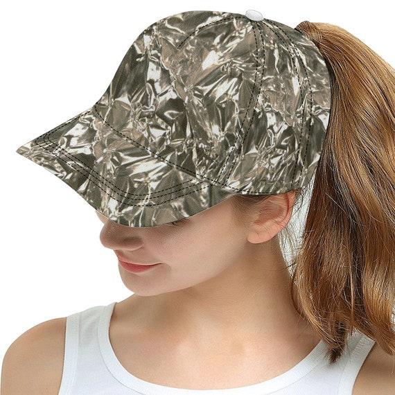 Tin Foil Hat Funny Costume Snapback Cap  edc3ed7a35a