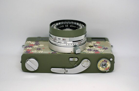 Canon canonet vintage entfernungsmesser mm film kamera etsy