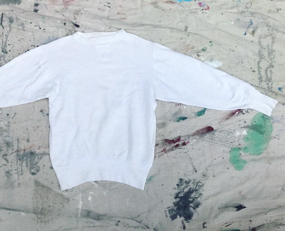 Vintage Double V Penneys Sweatshirt SUPER RARE 40'