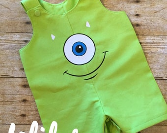 171a6f98356 Monsters Inc Inspired Mike Baby Boy Jumper Newborn - 3t