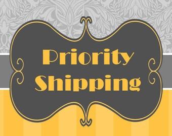 Delilahem Priority Shipping