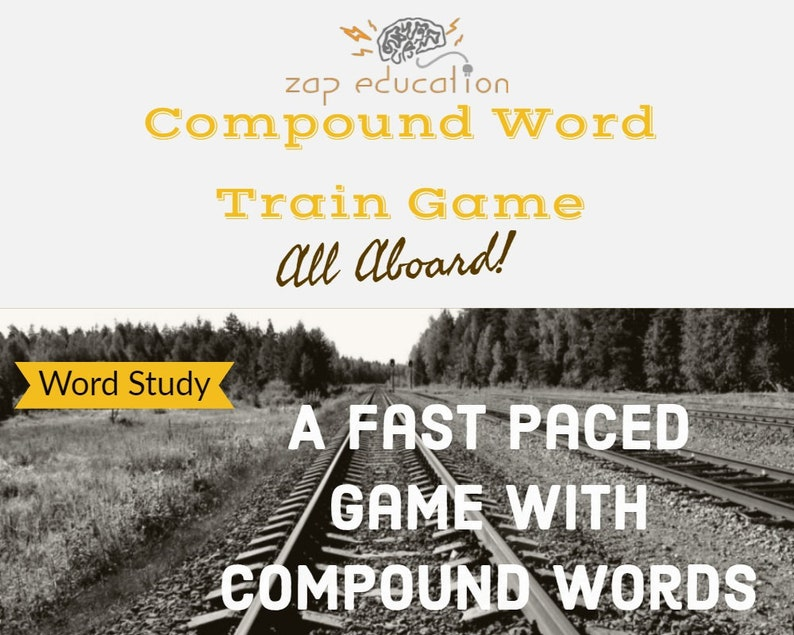 photograph about Printable Compound Word Games named Material Text 8 Routines Phrase Exploration Printable Phrase Variety Card Form Language Video game Trainer Lesson Application