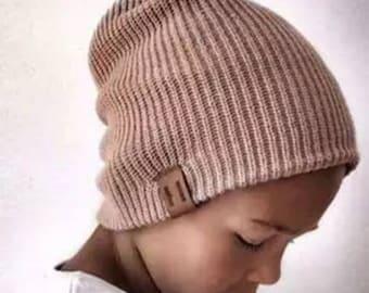 Toddler Wool Slouchy Beanies, Baby Beanies, Toddler Beanies, Winter, Beanies, Kid Beanies, Hat, Kid Hat, Toddler Hat, Winter Beanie, Newborn