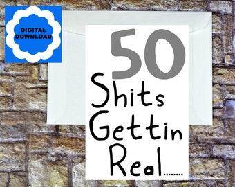 Lustige Karte 40 40 Geburtstag für ihn 40. Geburtstagskarte   Etsy