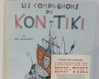 ENFANTINA companions of the Kon - Tiki 1951