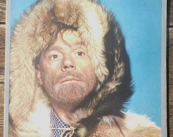 Catalog advertising fur BRUNSWICK, 60's