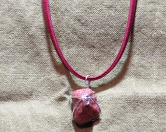 Rosy red Necklace