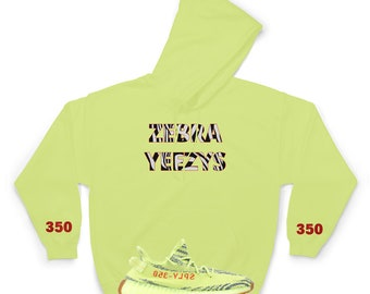d2d3ad097 New Yeezy 350 Hoodie to match ADIDAS YEEZY BOOST 350 V2