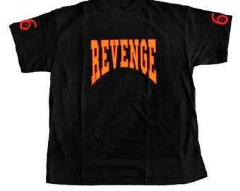 fdfc029a4876 Drake Summer Sixteen Tour Revenge Short Sleeve Black Men s T-Shirt