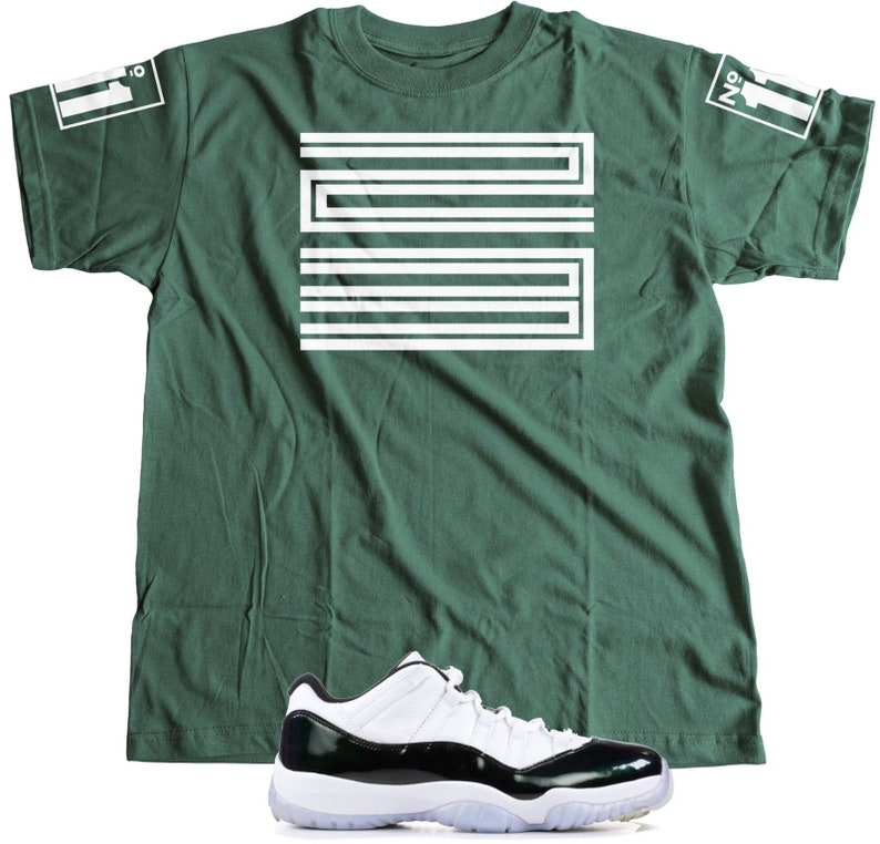 269d259a32d8 New t-shirt to match Air Jordan 11 RETRO LOW