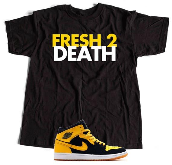 pretty nice 34c0a bd8b5 New T-Shirt to Match Nike Air Jordan 1 MID new love 2017  Et