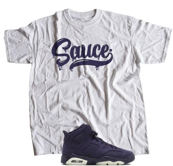0605c3af62cf62 New T-Shirt to Match Nike Air Jordan Retro 6 s