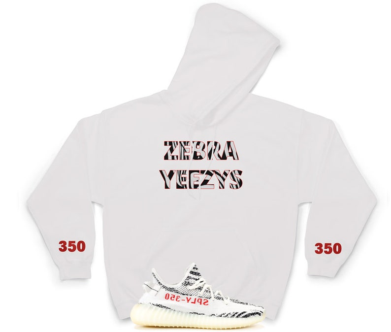 350 Hoodie New Adidas V2 Yeezy Match To Boost QCBxderoW