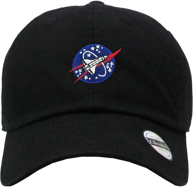 df11ea69877621 NASA Dad Hat.