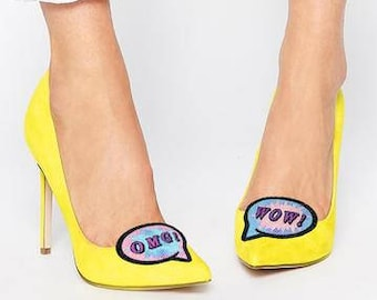 OMG WOW - shoe clips