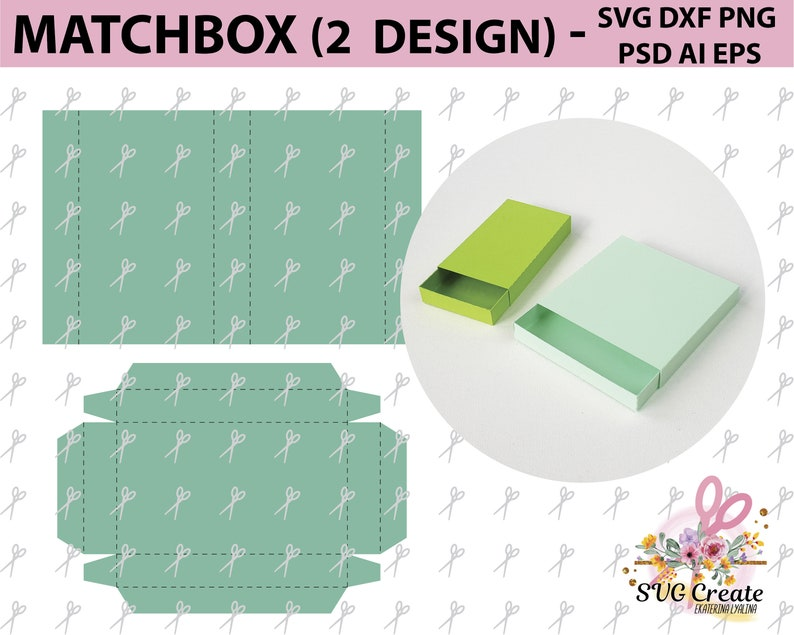 photograph regarding Matchbox Template Printable identified as Matchbox template minimize record desire box svg reward paper minimize do it yourself paper printable game box