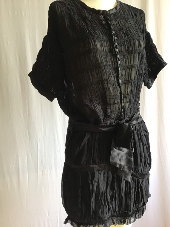 Original Balenciaga dress.