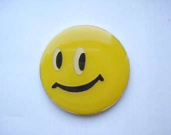 Acid House Pin Badge
