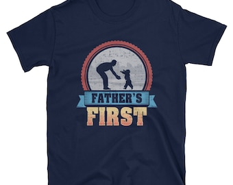 First Fathers Day Shirt - 1st Fathers Day - Fathers Day Outfit - Happy 1st Fathers - Daddy Shirt - Happy Fathers Day