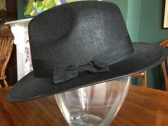 Vintage style Fancy Dress Gangster 20's-40's trilb