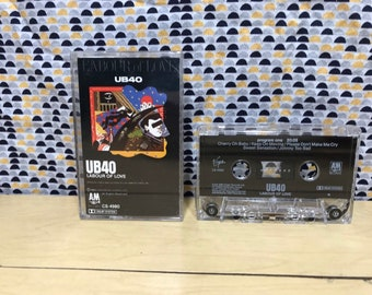 Items similar to UB40- Labour of Love Used Cassette Tape