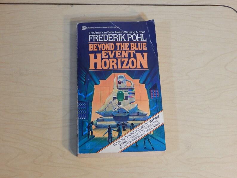 Beyond the Blue Event Horizon - Frederik Pohl - Vintage Paperback Book