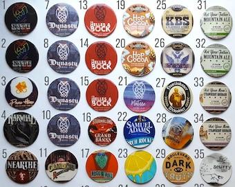 Craft Beer Drink Coasters